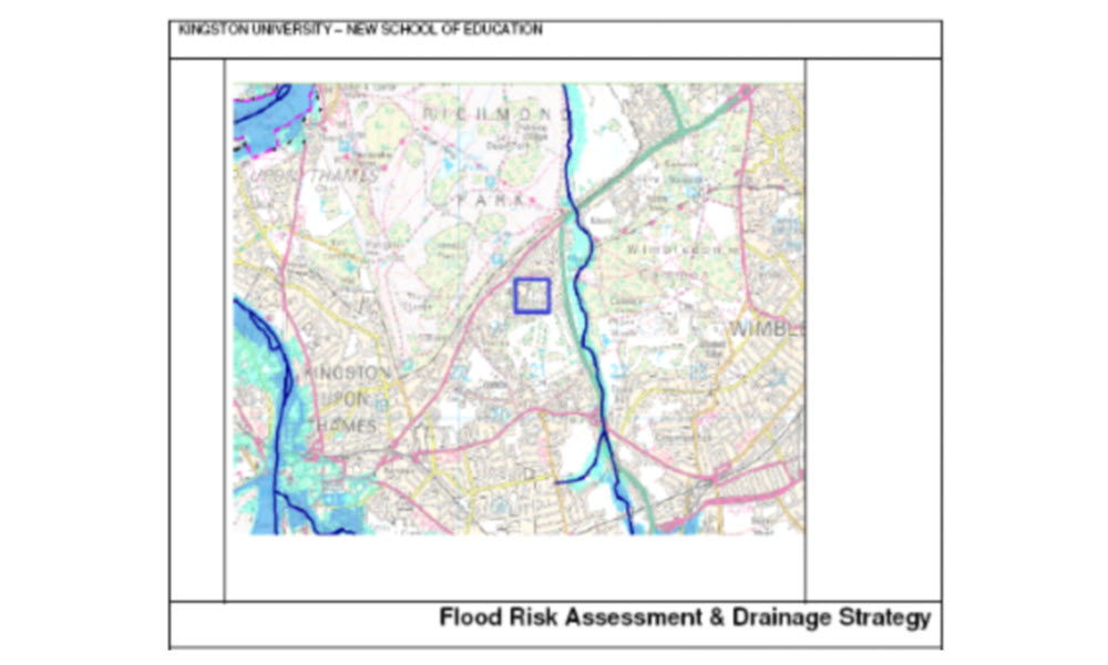 Assessment & Drainage Strategy