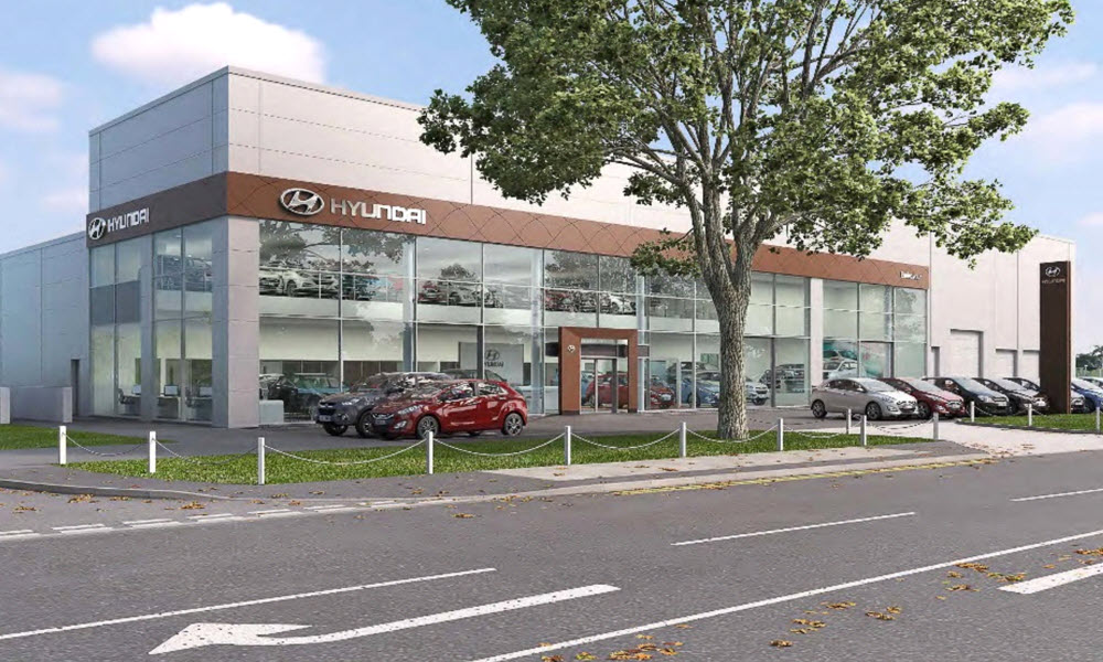 Hyundai Main UK Dealership