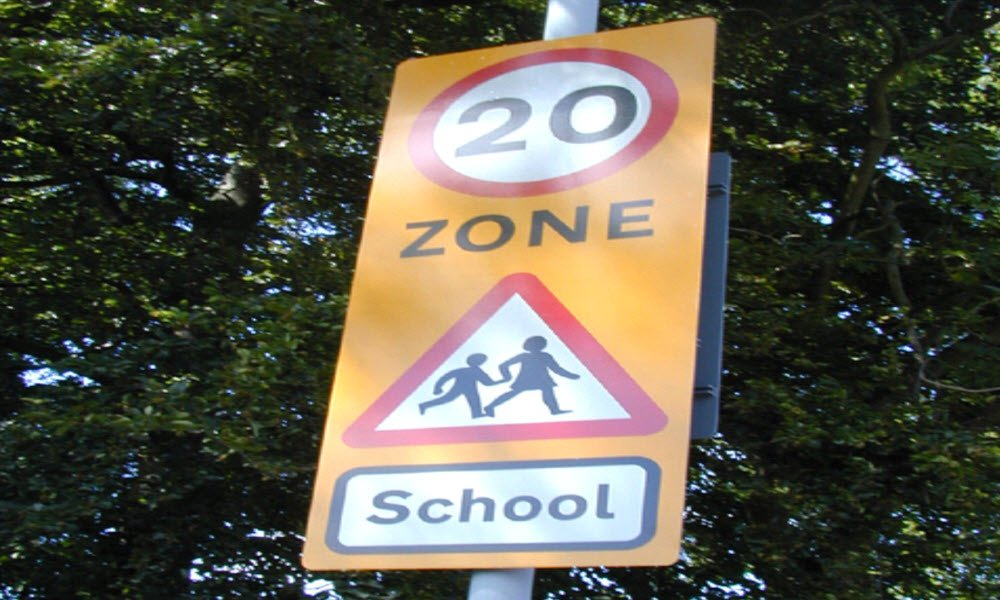 Traffic Calming Zones