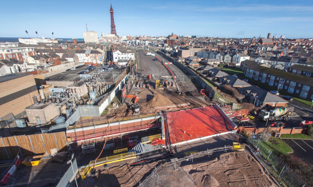 Blackpool Council Bridges Programme