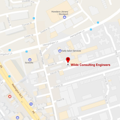 consulting engineers stockport