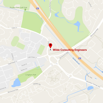 consulting engineers warrington